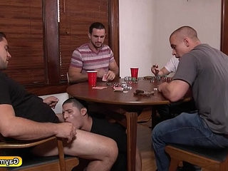 Three dicks plow Tino Cortez asshole | asshole   dicks   gays tube   group film