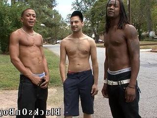 Vinnie Tuscano Having A Fun Time With Black Guys | black tv  fucking  fun film