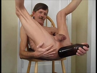 Big Anal Bottle Fuck My Ass Gets More than a Penis or Fist | anal top  ass collection  big porn  bigcock  fisting  fucking