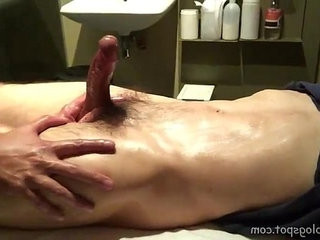 Piss and cum in Singapores massage spa | cums   massage   pissing
