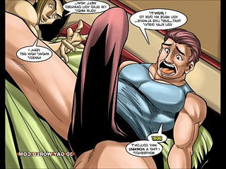 Flamboyant Four Gay Superhero Animated Comics | gays tube   uniform