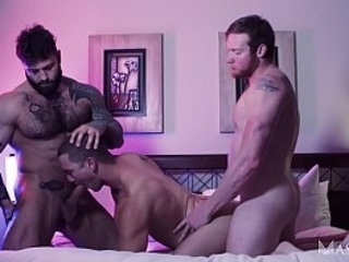 ROUND 2! MARKUS KAGE JOINS A HUNGRY COUPLE FOR HORNY FUN | couple  fun film  horny  hungry