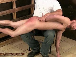 Jail Release Spanking | spanking