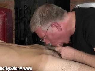 Gay lots of pubic hair But after all that beating, the master wants a | but clips  gays tube  hairy guy  largedick  master  wants