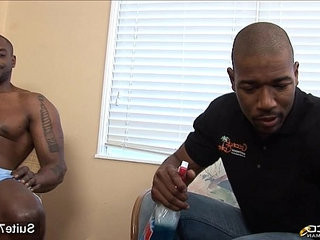 Black married male gets nailed by a gay | black tv   gays tube   getting   males   married