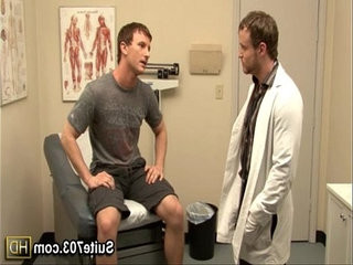 Gay doctor Cameron fuck patient Nash in the office only | doctors   fucking   gays tube   office