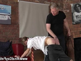 Gay virgin twink gets huge white cock up his ass Spanking The Schoolboy | ass collection  cocks  gays tube  getting  huge gay  spanking