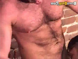 Burly Hairy Dad Gets A Deep Throat Suck | blowjobs  daddy  deepthroat  getting  hairy guy  sucking