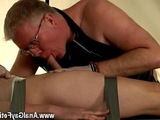 Hot twink Taped Down Twink Drained Of Cum | cums  largedick  twinks