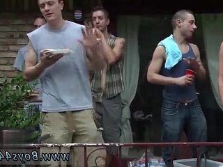 Hot gay sex Landon screwed and jizz drenched! | bukkake  gays tube  jizz porn